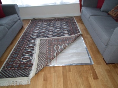Rugbuddy Under Rug Heating Bewarmer Ltd