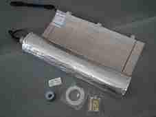 Under laminate or under wood heating kit