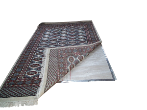 Under-rug heater revealed