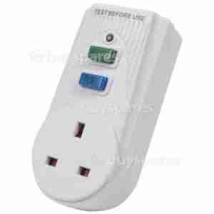 RCD Protection Adaptor Plug