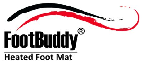 FootBuddy Heated Footmat